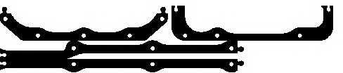 Прокладка, масляный поддон ELRING 445.981 - изображение