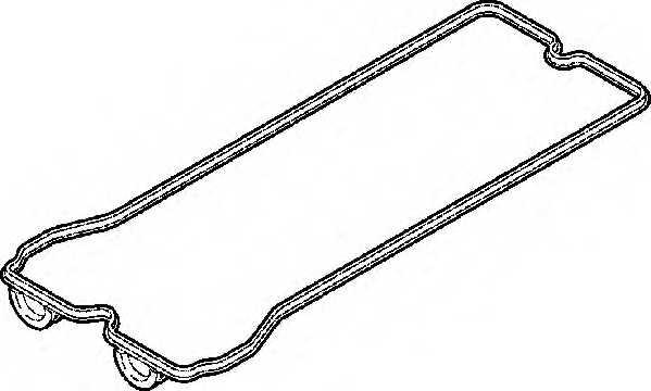 Прокладка крышки головки цилиндра ELRING 456.170 - изображение