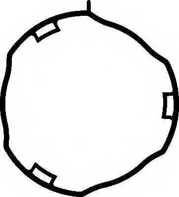Прокладка впускного коллектора ELRING 456.960 - изображение