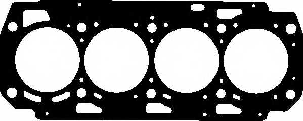 Прокладка головки цилиндра ELRING 457.812 - изображение