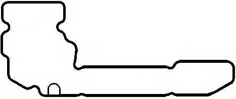 Прокладка, крышка картера рулевого механизма ELRING 470.300 - изображение