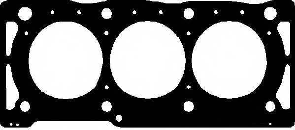 Прокладка головки цилиндра ELRING 470.722 - изображение
