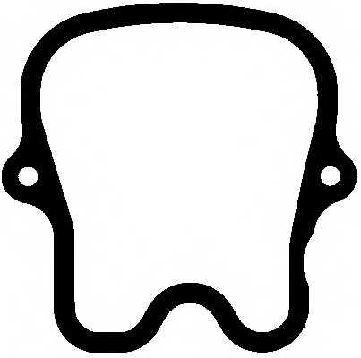 Прокладка крышки головки цилиндра ELRING 476.050 - изображение