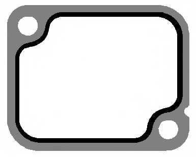 Прокладка, трубка охлаждающей жидкости ELRING 476.220 - изображение