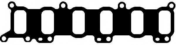 Прокладка впускного коллектора ELRING 493.440 - изображение