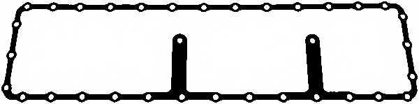 Прокладка, крышка картера рулевого механизма ELRING 499.520 - изображение