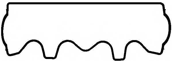 Прокладка крышки головки цилиндра ELRING 504.505 - изображение
