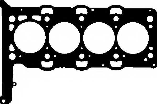 Прокладка головки цилиндра ELRING 514.150 - изображение
