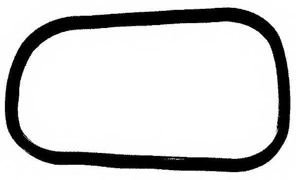 Прокладка, масляный поддон ELRING 514.820 - изображение