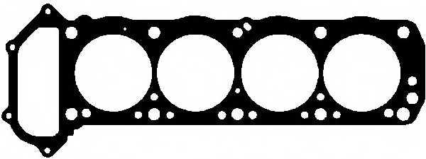 Прокладка головки цилиндра ELRING 528.000 - изображение