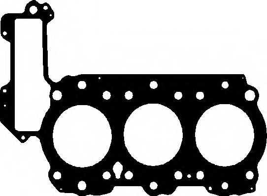 Прокладка головки цилиндра ELRING 530.691 - изображение