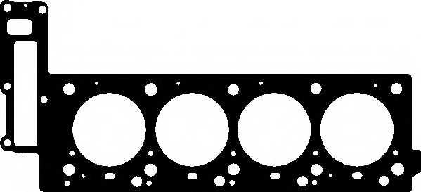 Прокладка головки цилиндра ELRING 535.650 - изображение