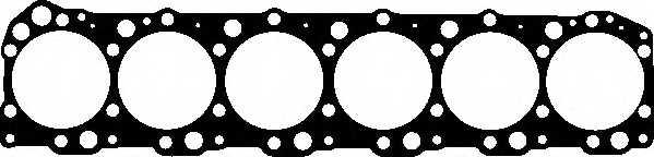 Прокладка головки цилиндра ELRING 538.980 - изображение