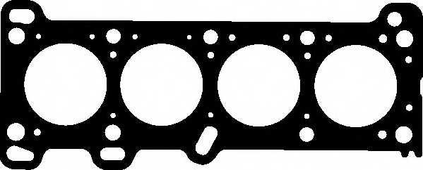Прокладка головки цилиндра ELRING 540.450 - изображение