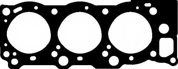 Прокладка головки цилиндра ELRING 540.560 - изображение