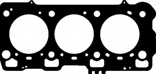Прокладка головки цилиндра ELRING 541.202 - изображение