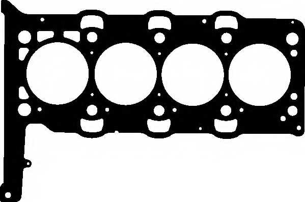 Прокладка головки цилиндра ELRING 548.550 - изображение
