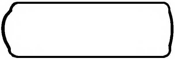 Прокладка крышки головки цилиндра ELRING 559.431 - изображение