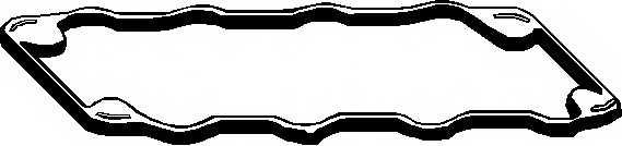 Прокладка крышки головки цилиндра ELRING 567.191 - изображение