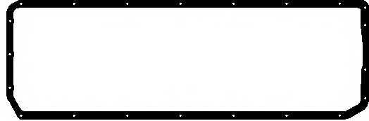 Прокладка, масляный поддон ELRING 574.971 - изображение