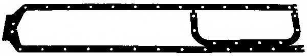 Прокладка, масляный поддон ELRING 583.790 - изображение