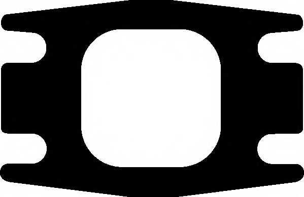 Прокладка выпускного коллектора ELRING 584.780 - изображение