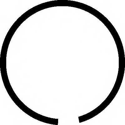 Прокладка выхлопной трубы ELRING 584.830 - изображение