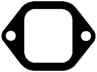 Прокладка выпускного коллектора ELRING 638.951 - изображение