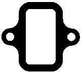 Прокладка впускного коллектора ELRING 639.010 - изображение