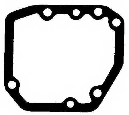 Прокладка, ступенчатая коробка ELRING 644.930 - изображение
