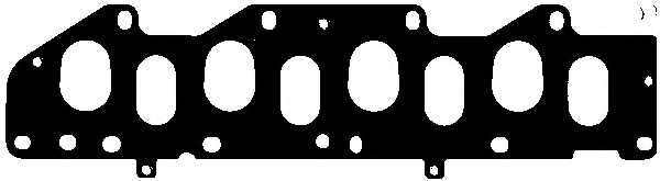 Прокладка впускного / выпускного коллектора ELRING 653.340 - изображение