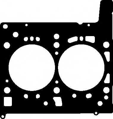 Прокладка головки цилиндра ELRING 655.980 - изображение