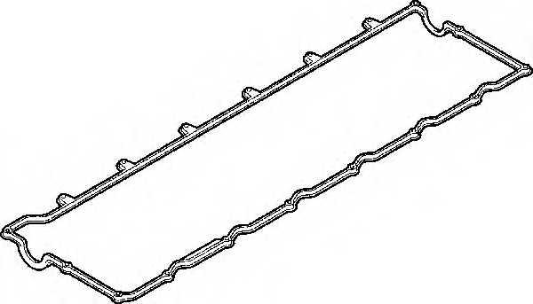 Прокладка крышки головки цилиндра ELRING 660.541 - изображение