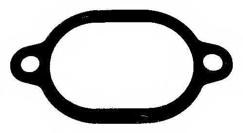 Прокладка, фланец охлаждающей жидкости ELRING 680.271 - изображение