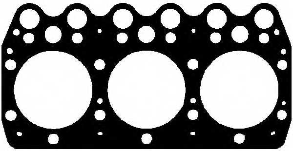 Прокладка головки цилиндра ELRING 704.310 - изображение