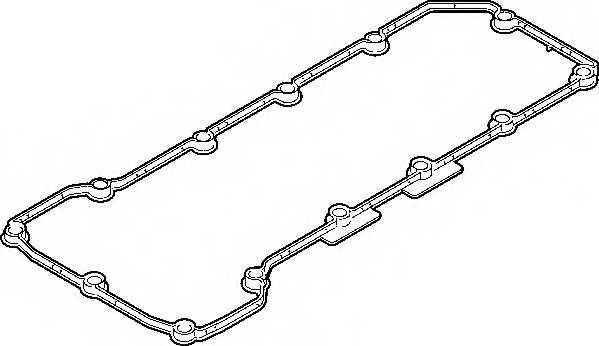 Прокладка крышки головки цилиндра ELRING 732.240 - изображение