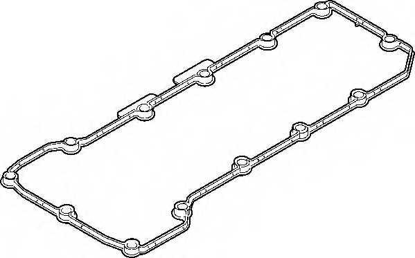 Прокладка крышки головки цилиндра ELRING 732.250 - изображение