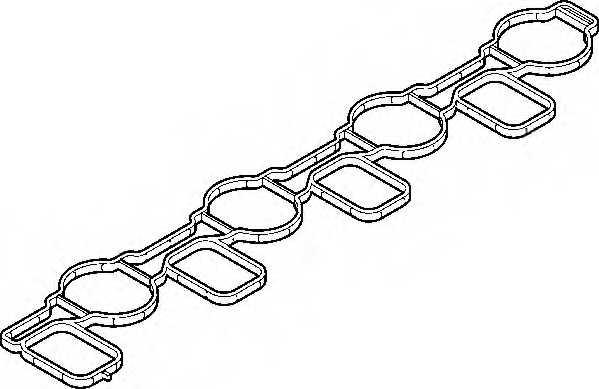 Прокладка впускного коллектора ELRING 736.650 - изображение
