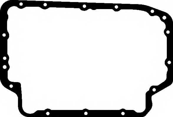 Прокладка, масляный поддон ELRING 745.180 - изображение