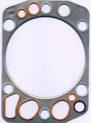 Прокладка головки цилиндра ELRING 752.037 - изображение