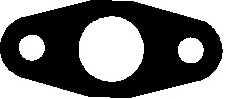 Прокладка, выпуск масла (компрессор) ELRING 756.866 - изображение