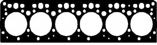 Прокладка головки цилиндра ELRING 760.678 - изображение