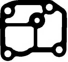 Прокладка корпуса маслянного фильтра ELRING 763.260 - изображение