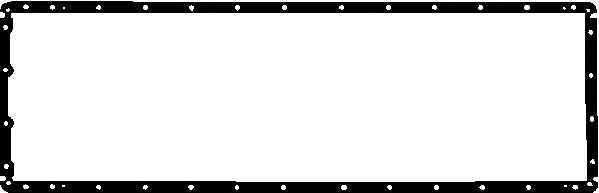 Прокладка, масляный поддон ELRING 767.174 - изображение