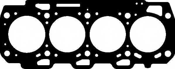 Прокладка головки цилиндра ELRING 789.200 - изображение