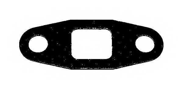 Прокладка, выпуск масла (компрессор) ELRING 804.580 - изображение