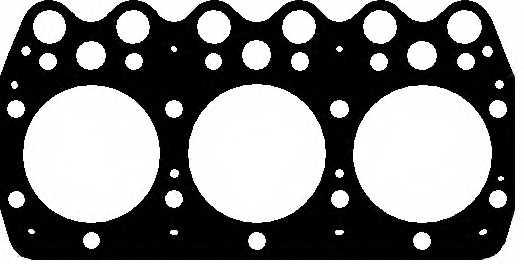 Прокладка головки цилиндра ELRING 805.141 - изображение