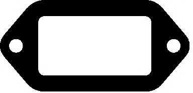 Прокладка водяного насоса ELRING 811.867 - изображение