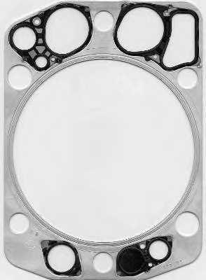 Прокладка головки цилиндра ELRING 829.722 - изображение