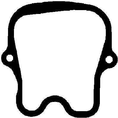 Прокладка крышки головки цилиндра ELRING 829.803 - изображение